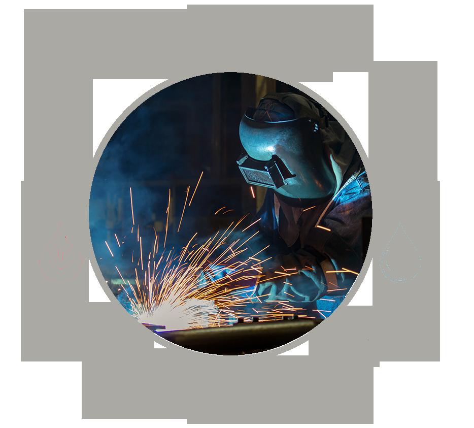 logo WELDING