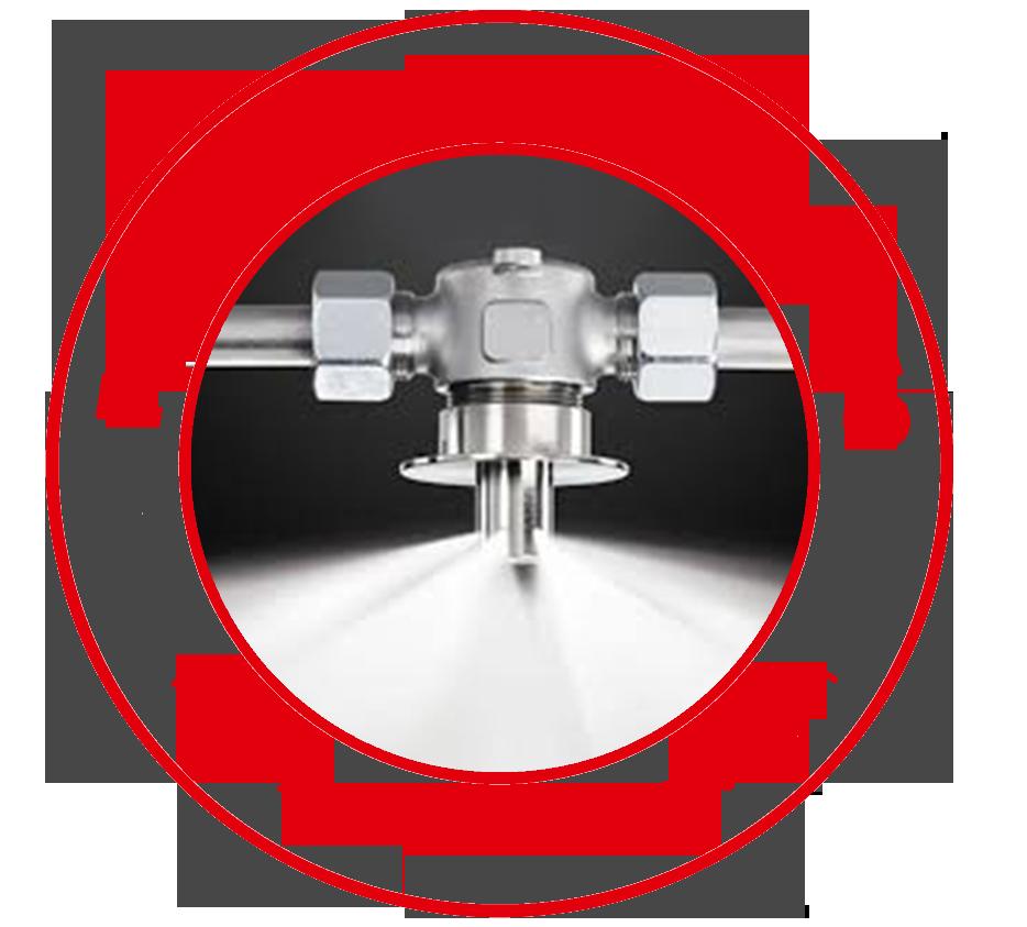 logo fire fighting system